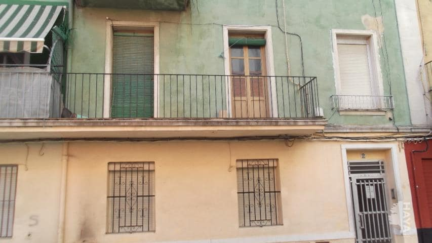 Piso en venta en Gandia, Valencia, Calle Xeraco, 29.200 €, 3 habitaciones, 1 baño, 64 m2