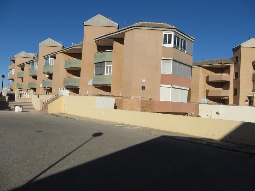 Piso en venta en San Javier, Murcia, Calle El Baron, 53.600 €, 2 habitaciones, 1 baño, 66 m2