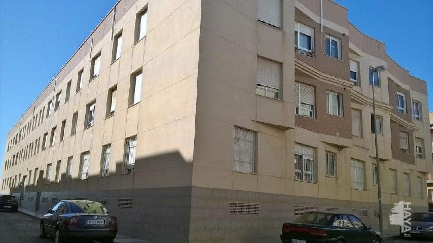 Piso en venta en Roquetas de Mar, Almería, Calle Ismael Merlo, 64.000 €, 3 habitaciones, 1 baño, 81 m2