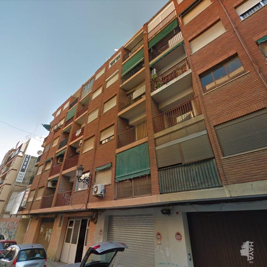 Piso en venta en Valencia, Valencia, Calle Pere Andreu, 78.000 €, 4 habitaciones, 1 baño, 120 m2