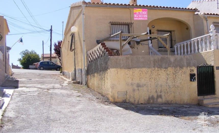 Casa en venta en San Fulgencio, Alicante, Urbanización Marina Rosita, 45.689 €, 3 habitaciones, 1 baño, 70 m2