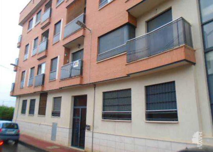 Piso en venta en Murcia, Murcia, Calle Barreras, 65.500 €, 2 habitaciones, 1 baño, 102 m2