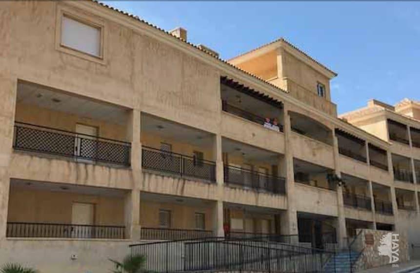 Piso en venta en La Gangosa - Vistasol, Vícar, Almería, Avenida de la Envia Golf, 74.779 €, 1 habitación, 2 baños, 75 m2