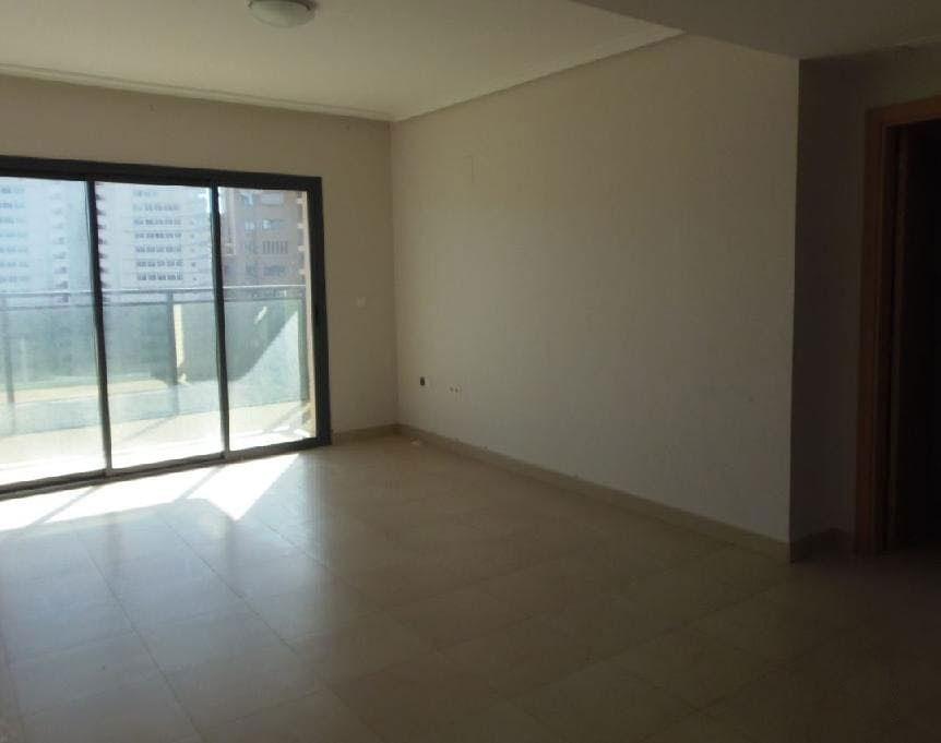 Piso en venta en Piso en Benidorm, Alicante, 111.000 €, 1 habitación, 1 baño, 57 m2