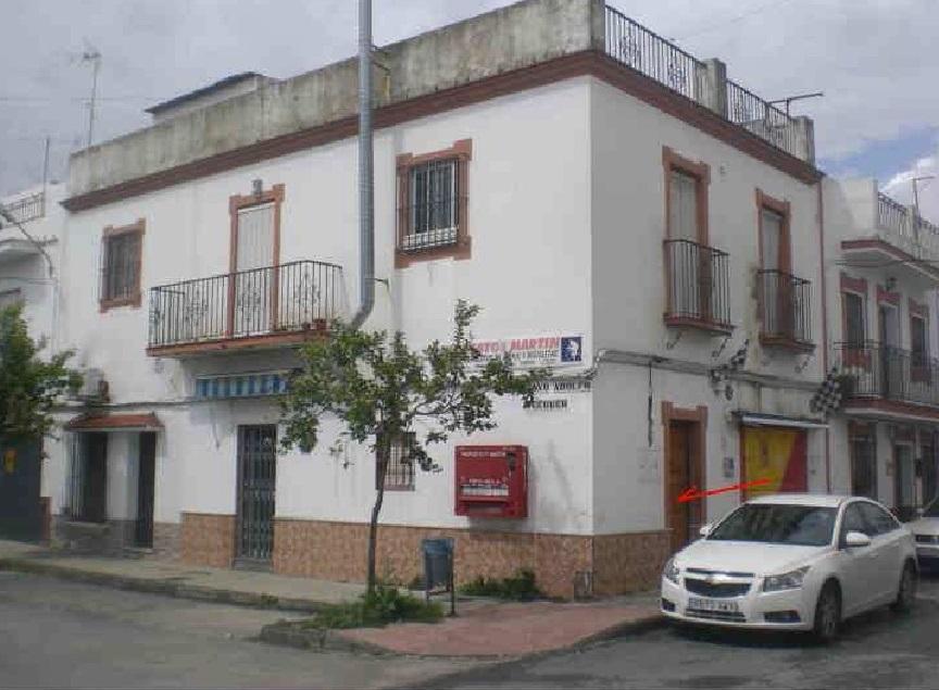 Piso en venta en Barriada  Aguas Santas, Villaverde del Río, Sevilla, Calle Jorge Guillen, 47.700 €, 1 habitación, 1 baño, 75 m2