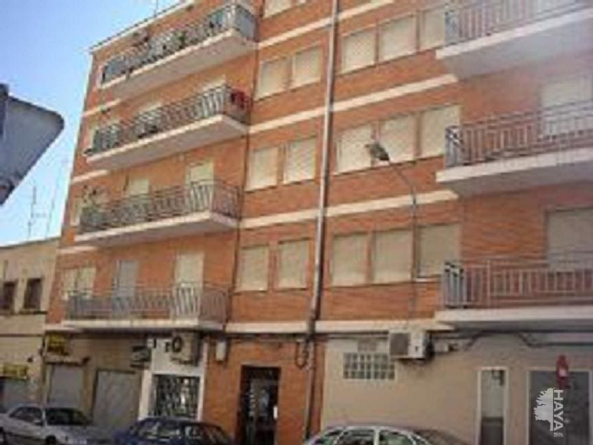 Piso en venta en Hellín, Hellín, Albacete, Calle Doctor Fleming, 57.000 €, 3 habitaciones, 2 baños, 117 m2