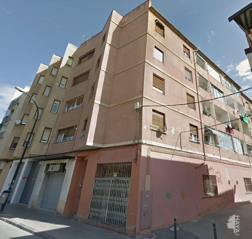 Piso en venta en Monzón, Huesca, Calle Calvario, 64.317 €, 4 habitaciones, 1 baño, 133 m2