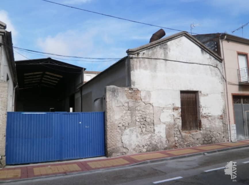 Industrial en venta en Íscar, Valladolid, Calle Santa María, 80.500 €, 350 m2
