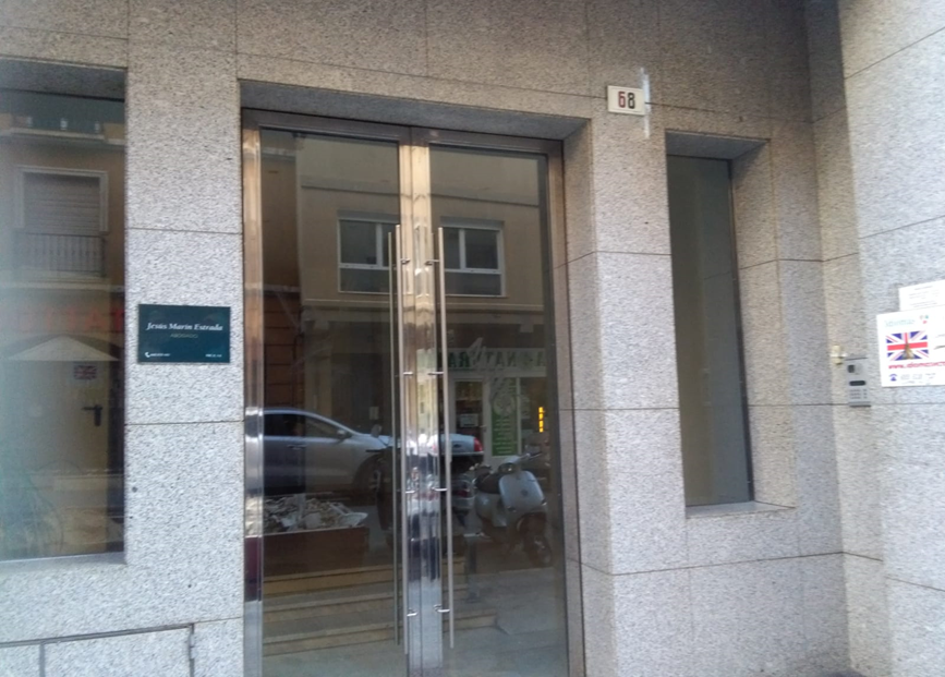 Oficina en venta en Málaga, Málaga, Calle Victoria, 76.500 €, 35,16 m2