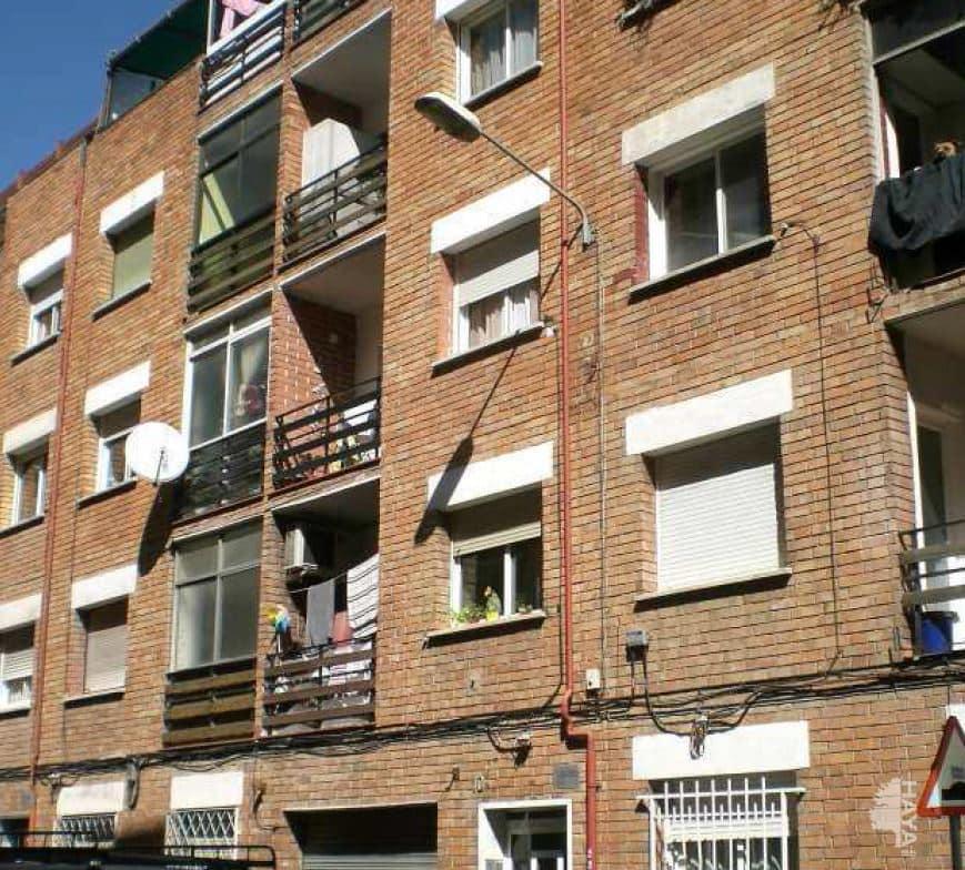 Piso en venta en Barcelona, Barcelona, Calle Verge de Montserrat, 126.000 €, 3 habitaciones, 1 baño, 46 m2