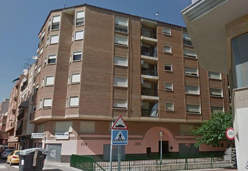 Piso en venta en Virgen de Gracia, Vila-real, Castellón, Calle Carinyena, 75.654 €, 3 habitaciones, 2 baños, 106 m2