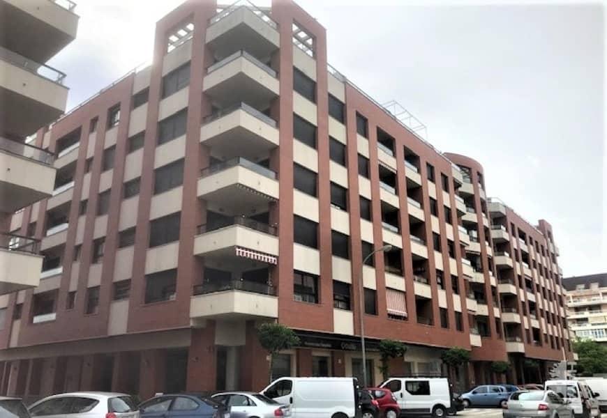 Piso en venta en Dénia, Alicante, Calle Pintor Llorens, 154.440 €, 3 habitaciones, 2 baños, 97 m2