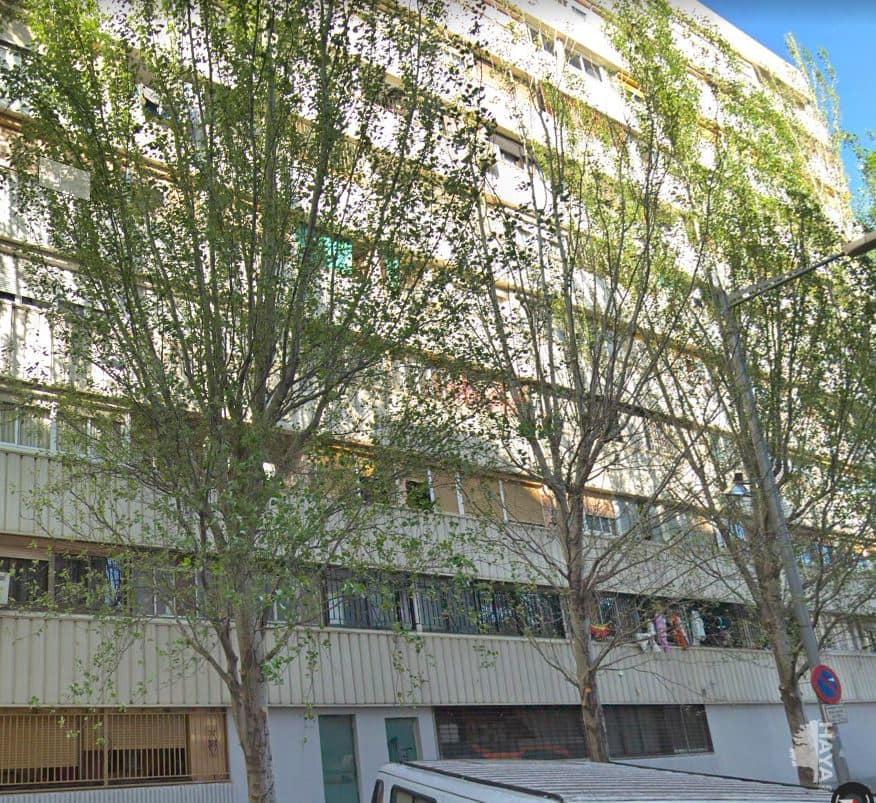Piso en venta en Sant Adrià de Besòs, Barcelona, Calle Llevant, 47.606 €, 3 habitaciones, 1 baño, 75 m2
