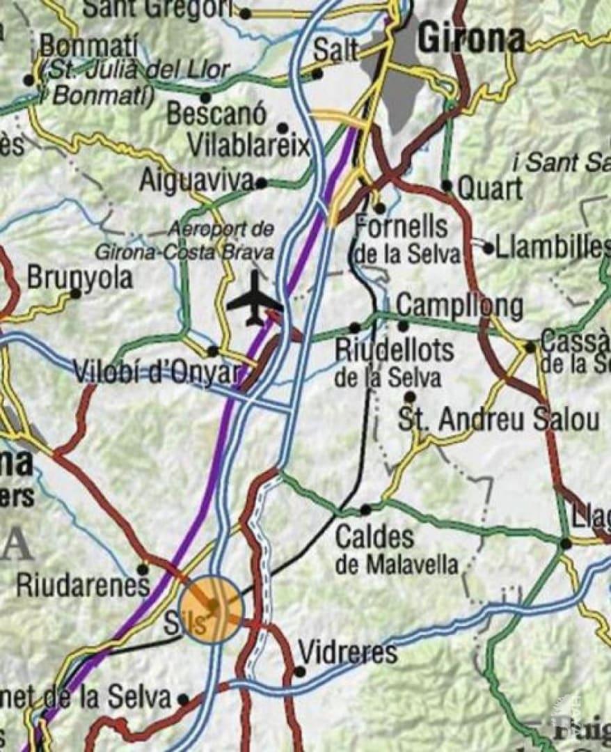 Piso en venta en Can Cavaller, Sils, Girona, Calle Sant Jordi, 80.300 €, 2 habitaciones, 2 baños, 64 m2