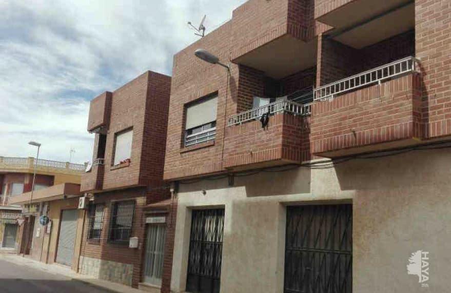 Piso en venta en Torre-pacheco, Murcia, Calle Santa Teresa, 56.500 €, 1 baño, 95 m2