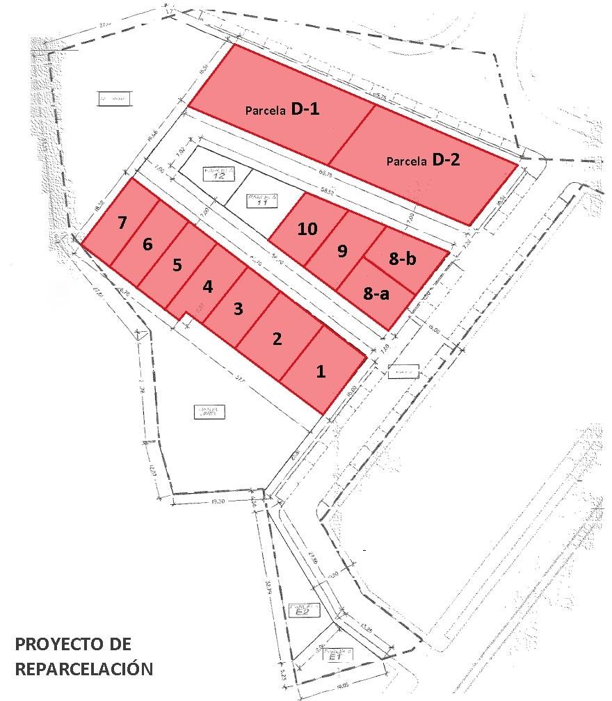 Suelo en venta en Huércal-overa, Almería, Calle Doctora Ana Parra, 86.800 €, 526 m2