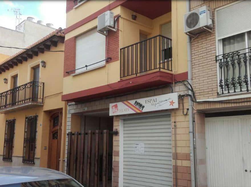 Piso en venta en Chilches/xilxes, Castellón, Calle Valencia, 60.300 €, 4 habitaciones, 2 baños, 116 m2
