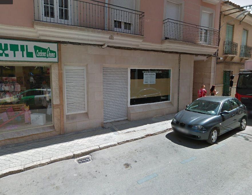 Local en alquiler en Tomelloso, Ciudad Real, Calle Campo, 450 €, 240 m2