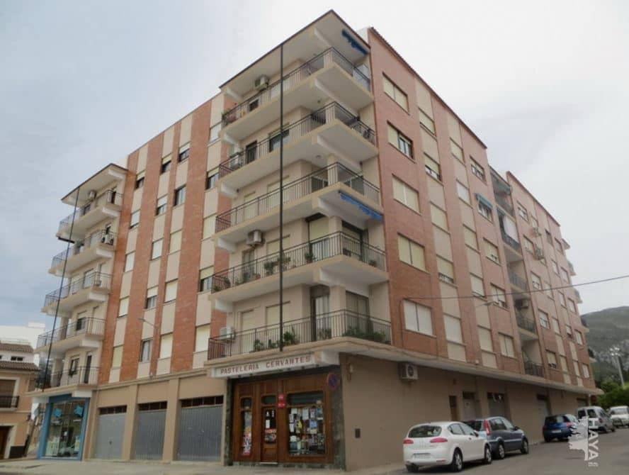 Piso en venta en Pego, Alicante, Paseo Cervantes, 81.900 €, 1 baño, 119 m2