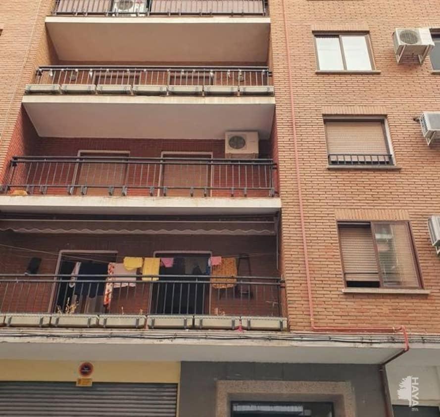 Piso en venta en Talavera de la Reina, Toledo, Calle Valencia, 53.780 €, 4 habitaciones, 1 baño, 90 m2
