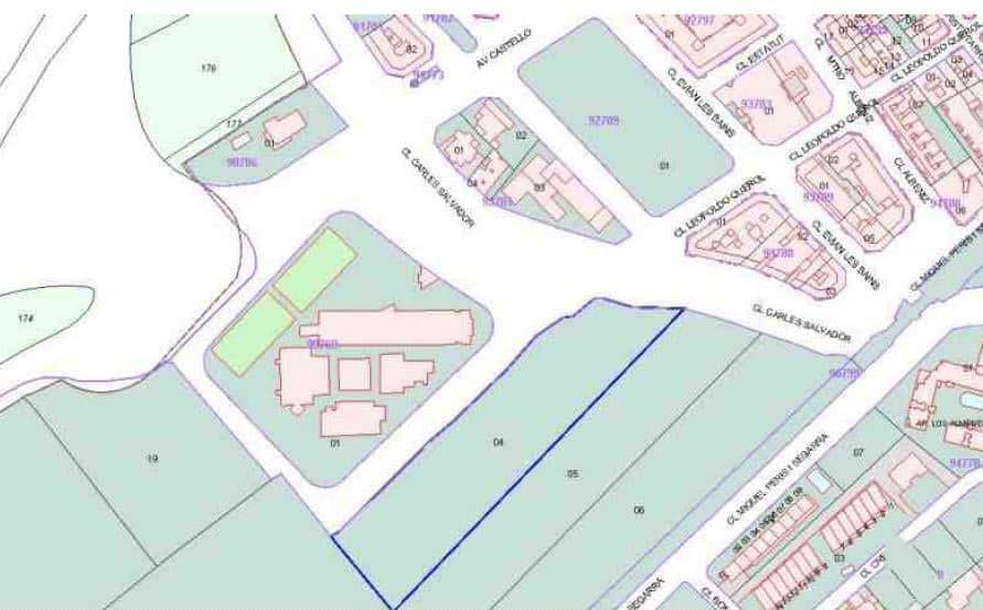 Suelo en venta en Suelo en Benicasim/benicàssim, Castellón, 680.000 €, 8332 m2