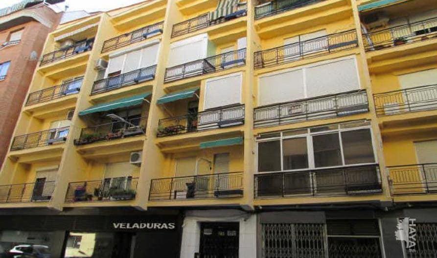 Piso en venta en Ciudad Real, Ciudad Real, Calle Pedrera Baja, 52.900 €, 3 habitaciones, 1 baño, 72 m2