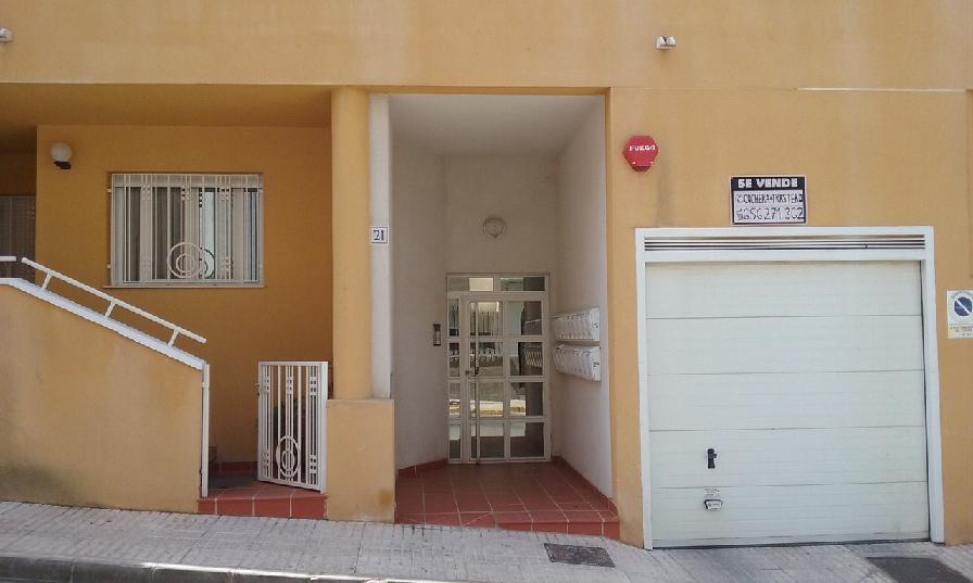 Piso en venta en Turre, Almería, Calle Malaga, 56.500 €, 2 habitaciones, 1 baño, 88 m2