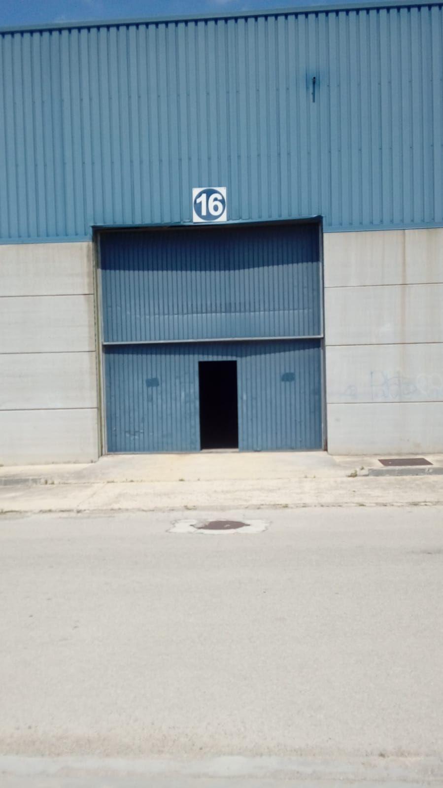 Industrial en venta en Benigànim, Benigánim, Valencia, Calle Olmos, 187.000 €, 833 m2
