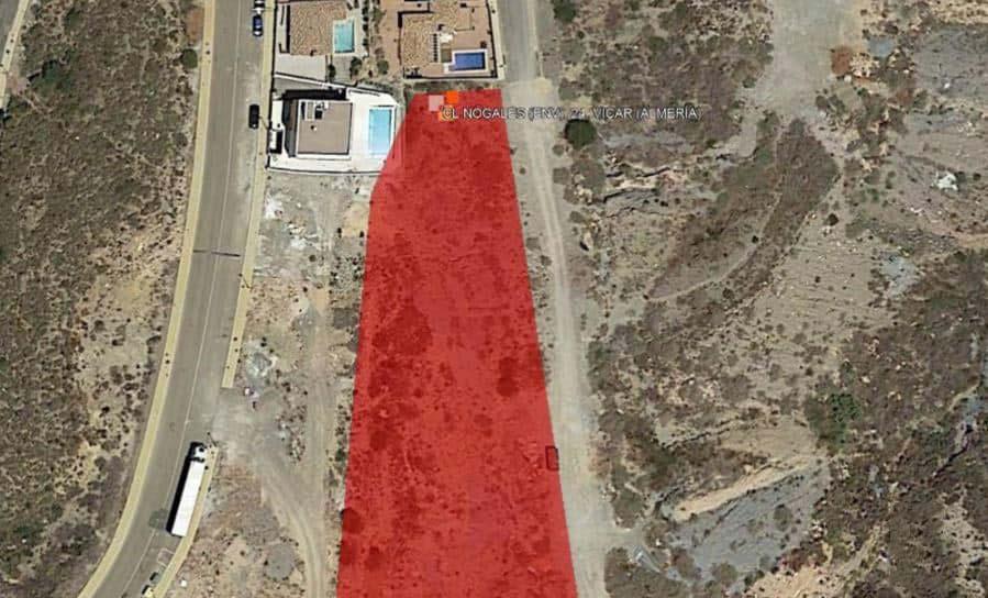 Suelo en venta en Suelo en Vícar, Almería, 60.200 €, 431 m2