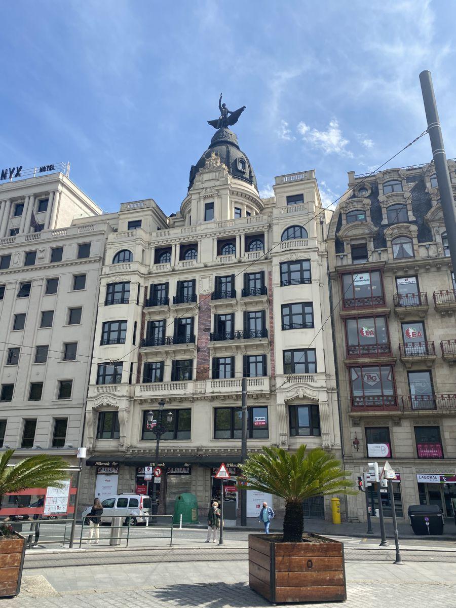 Oficina en venta en Bilbao, Vizcaya, Calle Arenal, 220.500 €, 72 m2