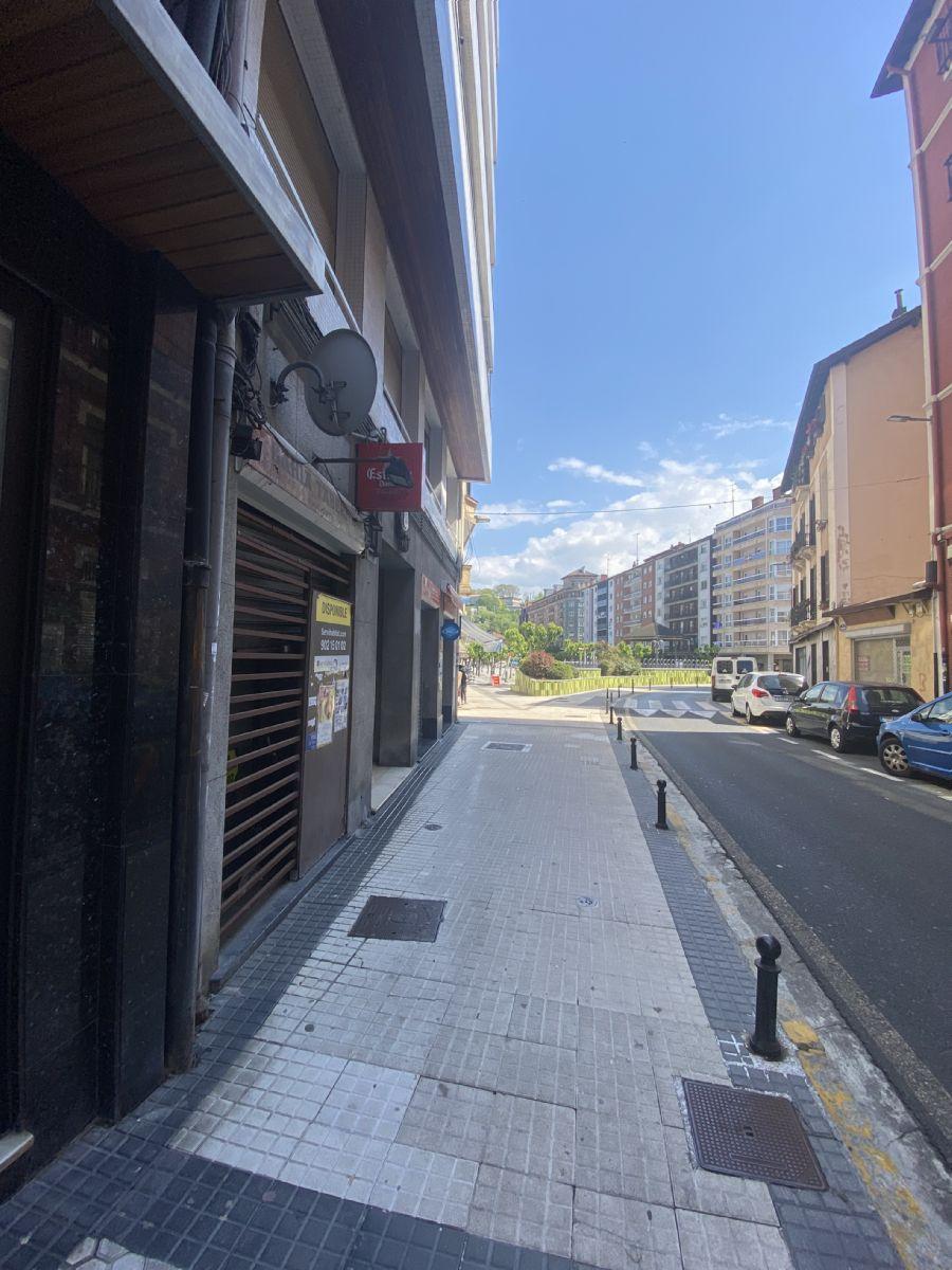 Local en venta en Pasai Antxo, Pasaia, Guipúzcoa, Calle Eskalantegui, 96.000 €, 162 m2