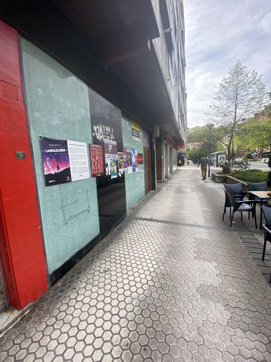 Local en venta en Centro, Errenteria, Guipúzcoa, Avenida Avenida de Navarra, 985.115 €, 186 m2