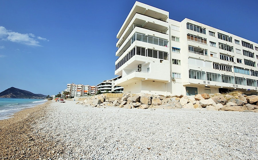 Piso en venta en L`olla, Altea, Alicante, Calle Cap Negret, 150.500 €, 1 habitación, 1 baño, 81 m2
