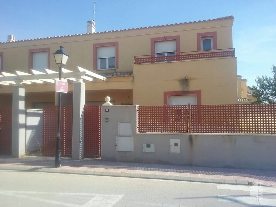 Casa en venta en La Gineta, Albacete, Urbanización la Cañada, 106.400 €, 4 habitaciones, 3 baños, 186 m2