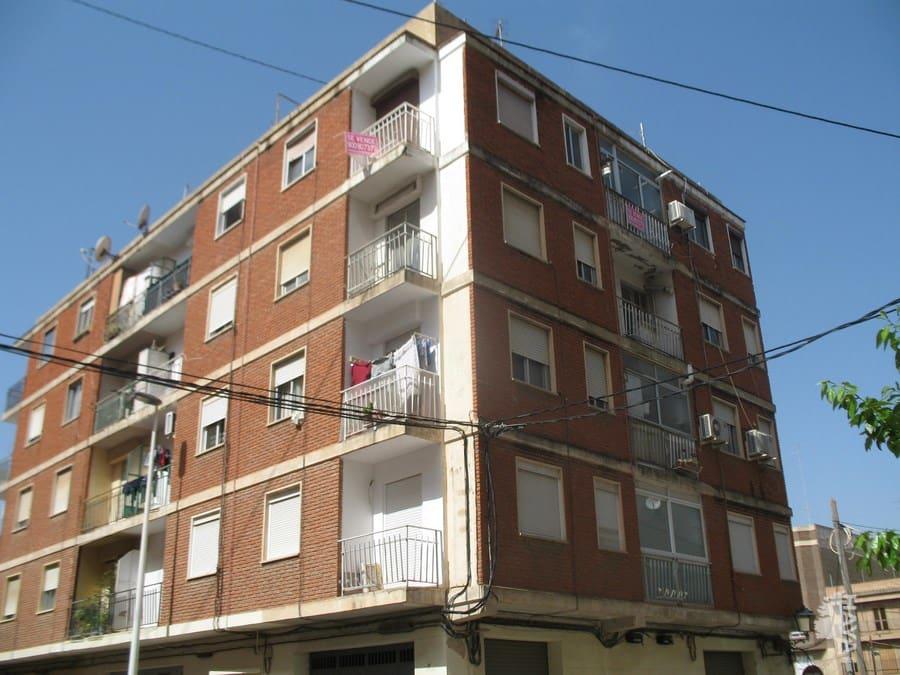 Piso en venta en Alboraya, Valencia, Calle Cullera, 50.300 €, 3 habitaciones, 1 baño, 74 m2