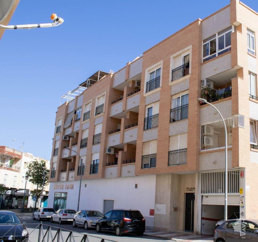 Piso en venta en Los Depósitos, Roquetas de Mar, Almería, Avenida Albuñol, 68.000 €, 1 baño, 96 m2