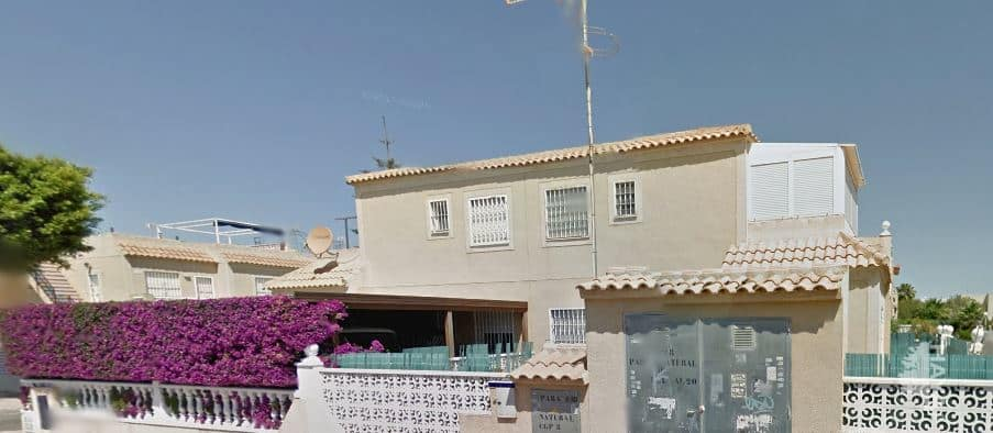 Piso en venta en Torrevieja, Alicante, Urbanización El Limonar Ii, 90.800 €, 3 habitaciones, 1 baño, 71 m2