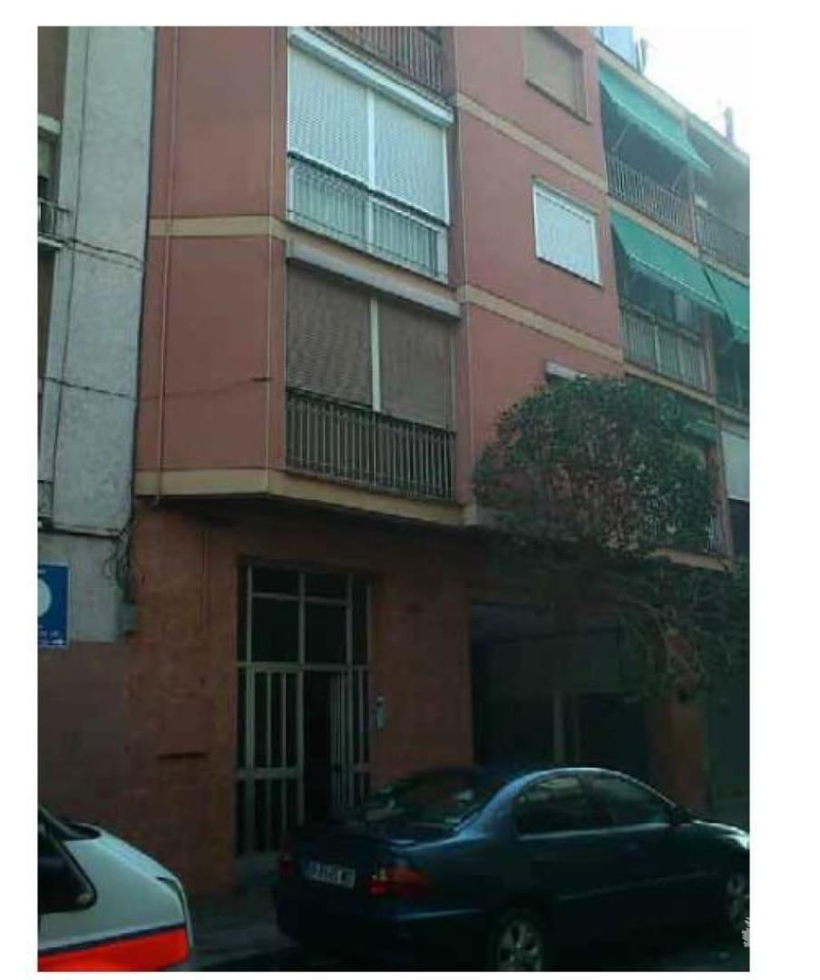 Piso en venta en Santa Coloma de Gramenet, Barcelona, Calle Sant Joaquim, 41.688 €, 1 baño, 53 m2