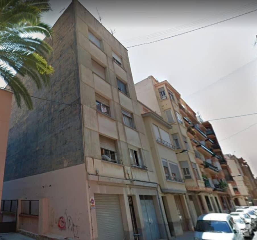 Piso en venta en Vila-real, Castellón, Calle Gamboa, 37.000 €, 3 habitaciones, 1 baño, 99 m2