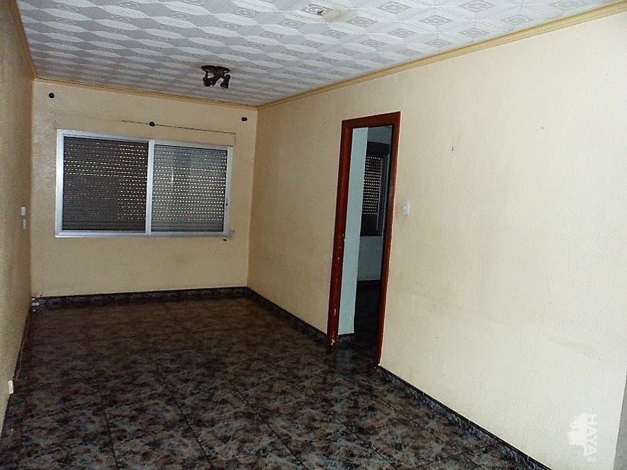 Piso en venta en Piso en la Vall D`uixó, Castellón, 26.726 €, 3 habitaciones, 1 baño, 77 m2