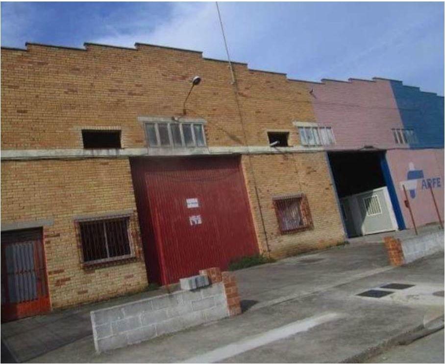 Industrial en venta en Tortosa, Tarragona, Poligono Industrial Baix Ebre (calle H), 190.000 €, 790 m2