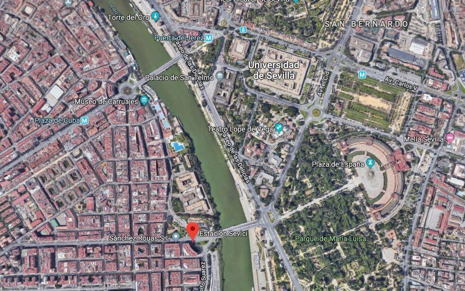 Piso en venta en Coto de Caza, Sevilla, Sevilla, Calle Virgen de Lujan, 360.000 €, 4 habitaciones, 3 baños, 172 m2