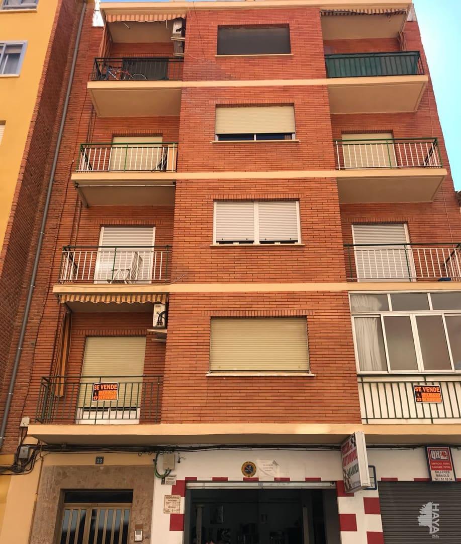 Piso en venta en Albacete, Albacete, Calle Doctor Fleming, 71.931 €, 4 habitaciones, 1 baño, 118 m2