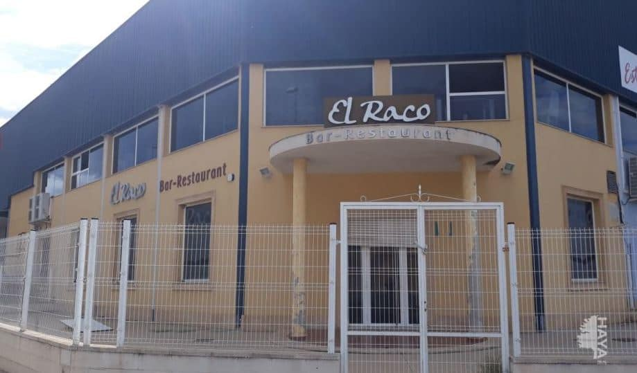 Industrial en venta en Corbera, Valencia, Calle Llebeig, 193.000 €, 329 m2