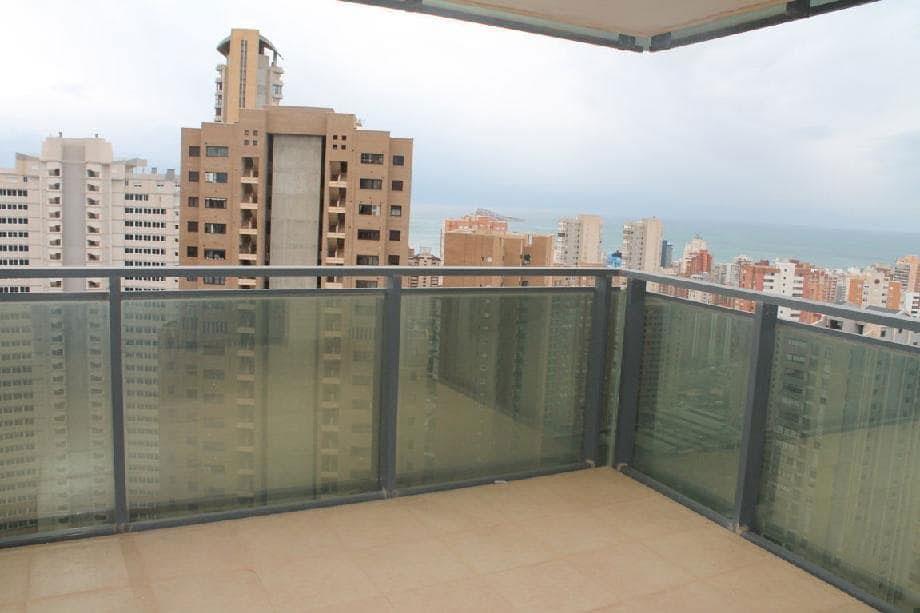 Piso en venta en Piso en Benidorm, Alicante, 118.800 €, 1 habitación, 1 baño, 57 m2