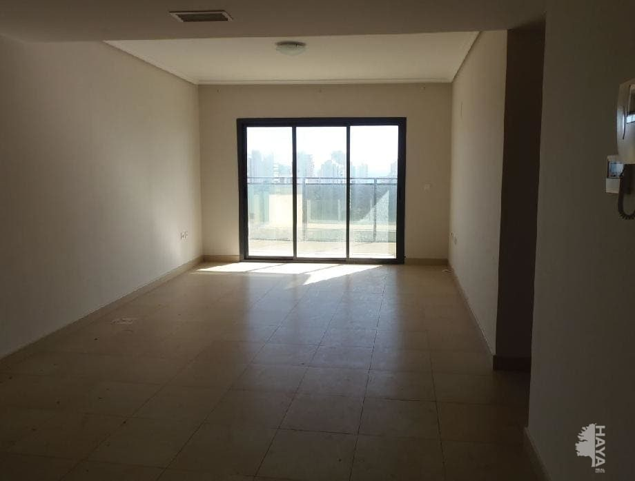 Piso en venta en Benidorm, Alicante, Avenida Municipio, 112.000 €, 1 baño, 46 m2