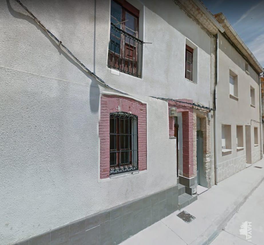 Casa en venta en Piñel de Arriba, Valladolid, Calle Real, 20.310 €, 3 habitaciones, 1 baño, 117 m2