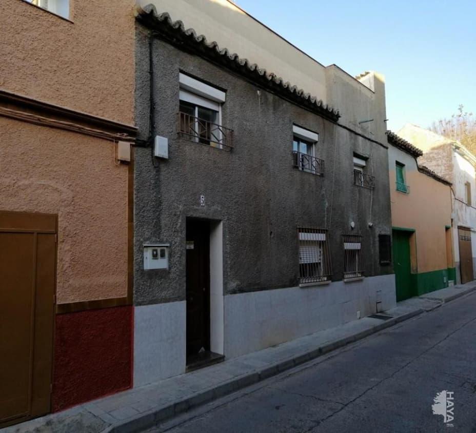 Casa en venta en Manzanares, Ciudad Real, Calle Zacatin, 33.400 €, 3 habitaciones, 1 baño, 114 m2