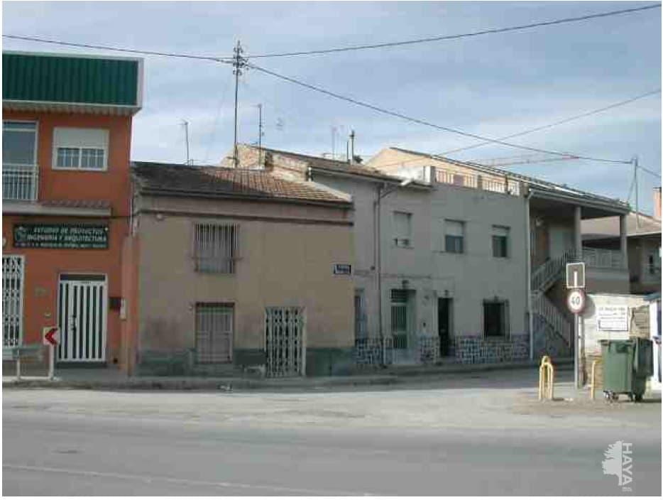 Casa en venta en Murcia, Murcia, Calle Carril de Manolito, 193.673 €, 3 habitaciones, 6 baños, 156 m2