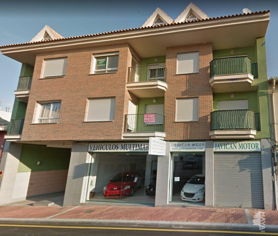 Piso en venta en Algaida, Archena, Murcia, Calle Avda Mario Spreafico, 60.662 €, 4 habitaciones, 2 baños, 90 m2